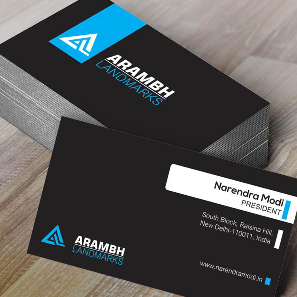https://www.stackmint.com/Aarambh Landmark Logo Design and Branding